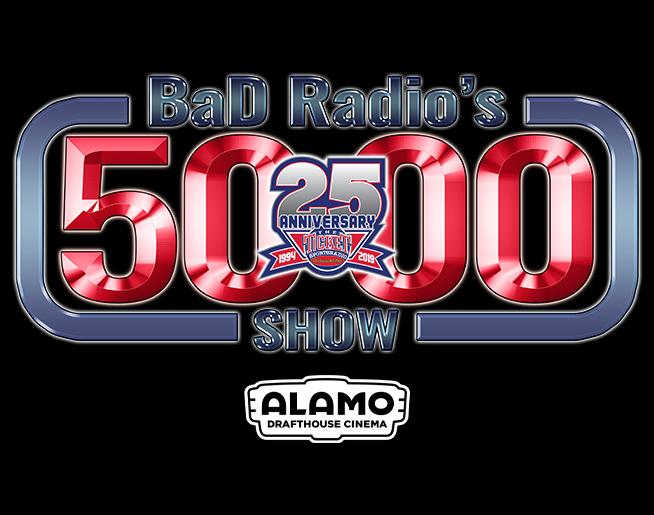 BaD Radio's 5,000th Episode