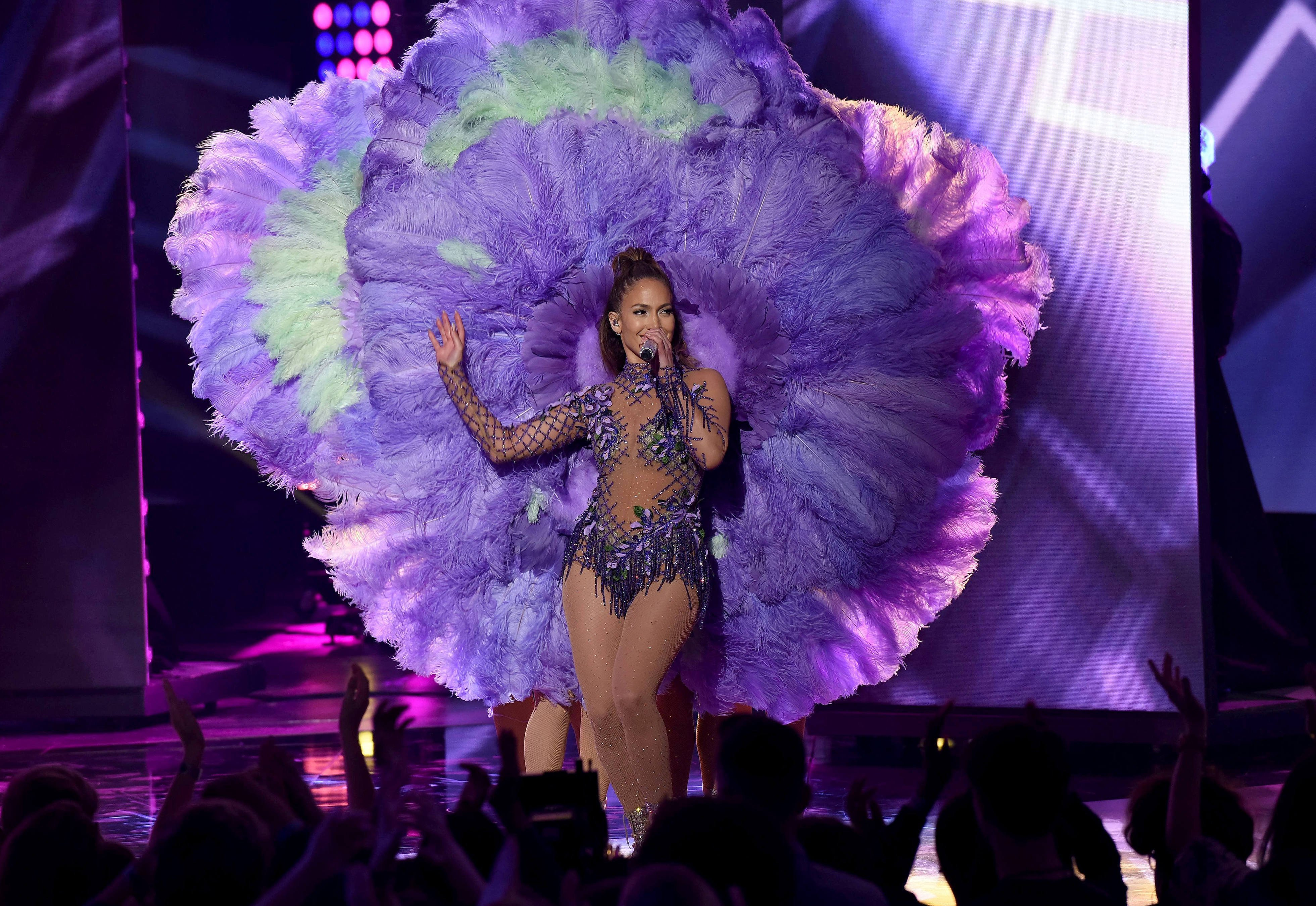 J-Lo Covers W And Throws Some Shade At Her Haters & Mark Anthony