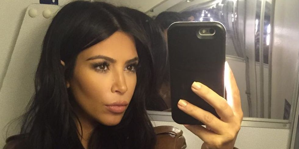Tips On Taking The Perfect Selfie From Kim K For National Selfie Day