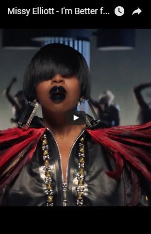 Missy Elliott Gets VMA's Video Vanguard Award