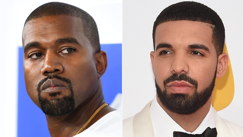 Kanye Takes Shot at J.Cole And Drake