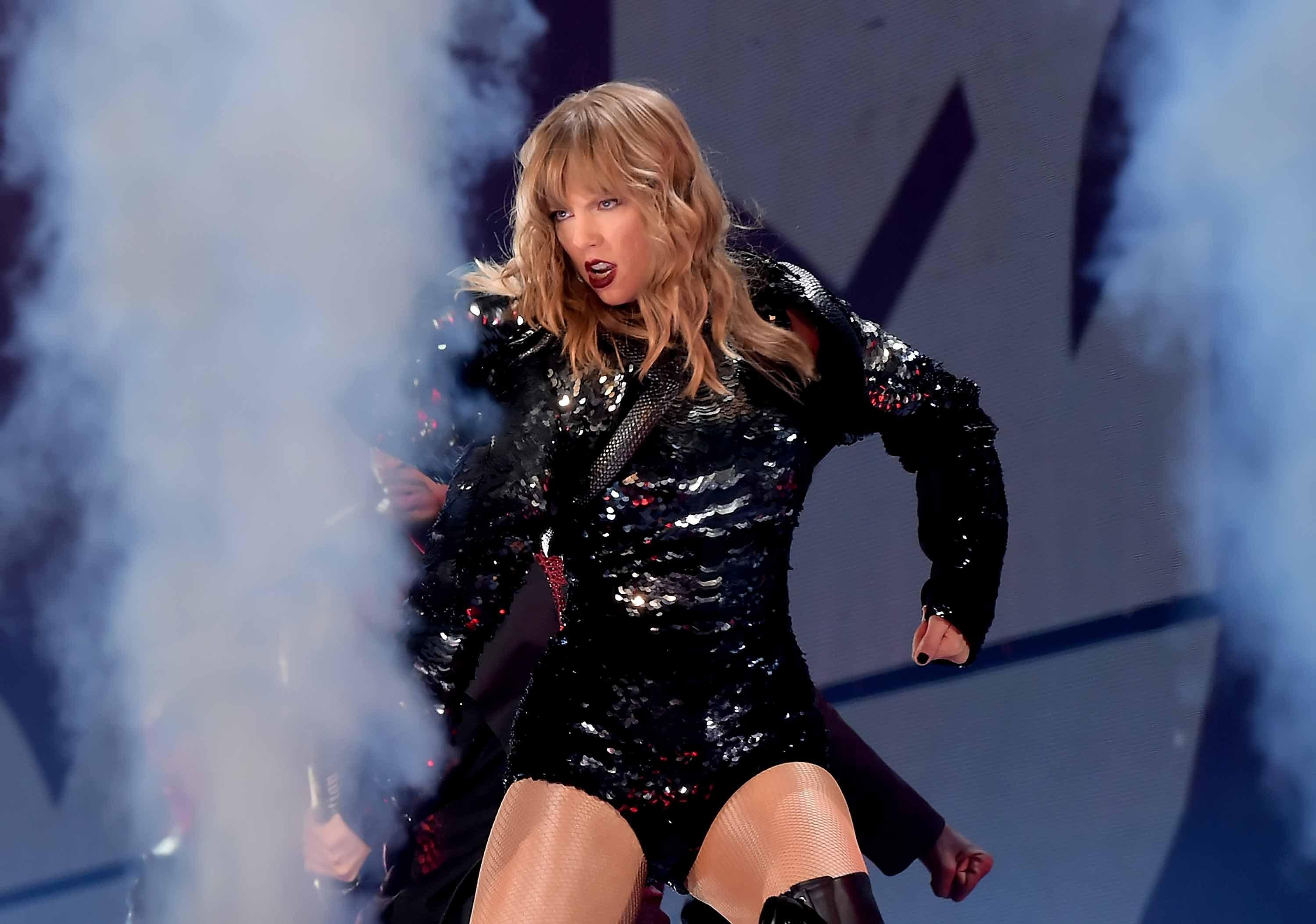 Taylor Swift Named Most Influential Twitter User Of 2018