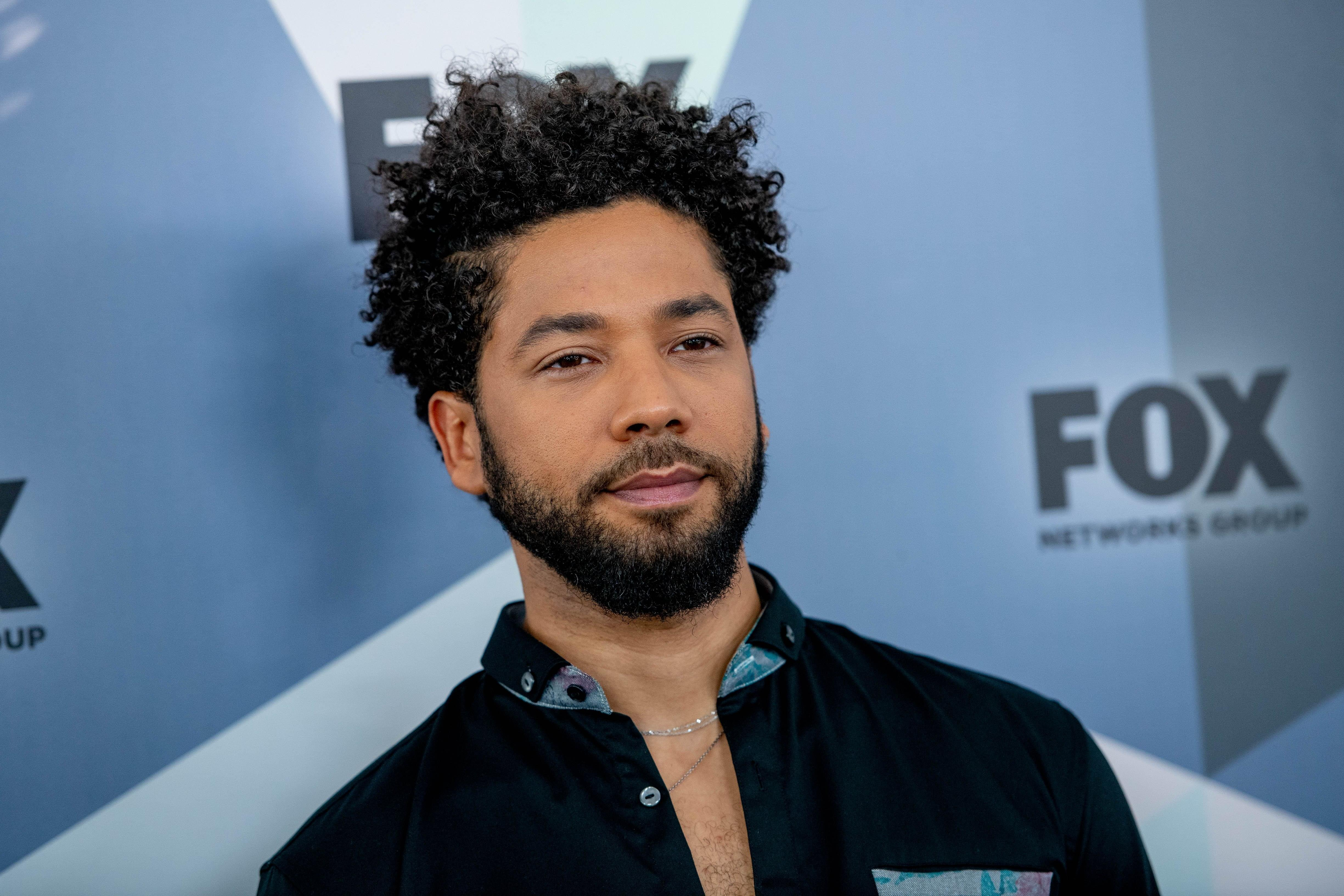 Empire Star Jussie Smollett Hospitalized In Chicago After Premeditated Hate Attack