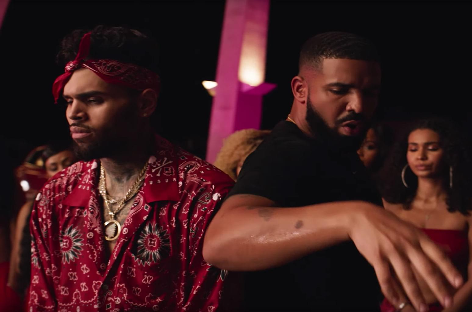 "Chris Brown ft Drake ""No Guidance"""