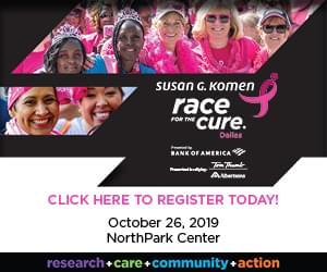 Susan G. Komen Race for the Cure   10.26.19