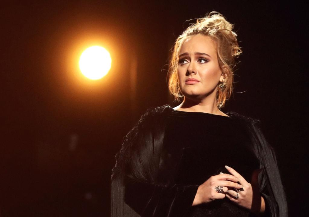 Adele Has a New Boo!