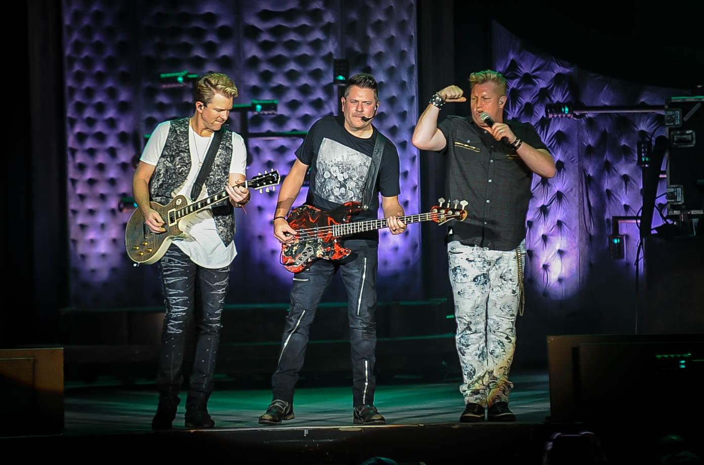 Rascal Flatts: Back to Us Tour Photos