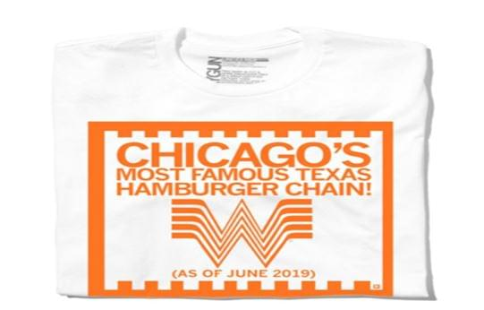 What? New T-Shirt Says That Whataburger Belongs to Chicago