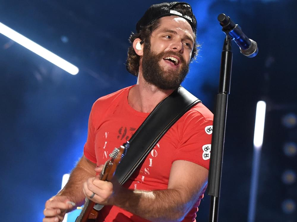 "Thomas Rhett Releases Nostalgic New Single, ""Remember You Young"" [Listen]"