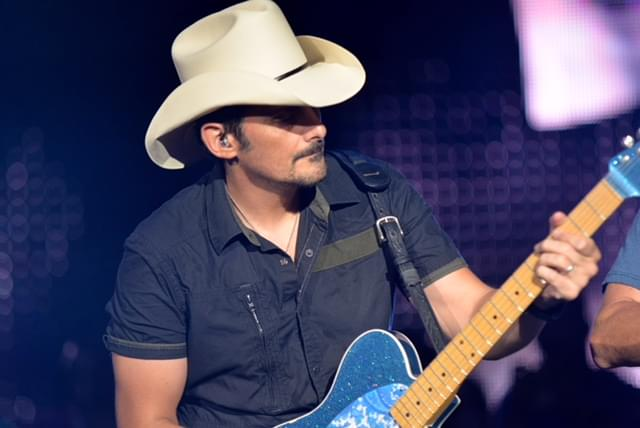 """Brad Paisley's """"The Store"""" Takes Another Big Step Forward To Help Those In Need!"""