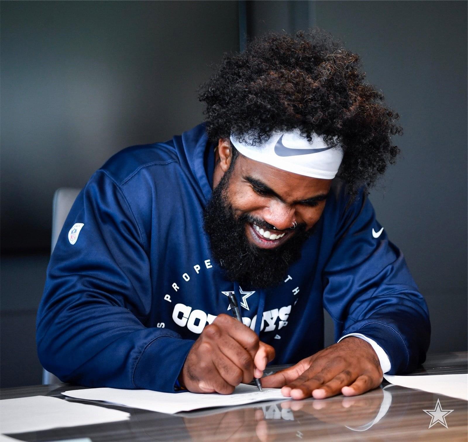 Zeke Gets Fed