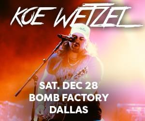 Koe Wetzel | Bomb Factory | 12.28.19