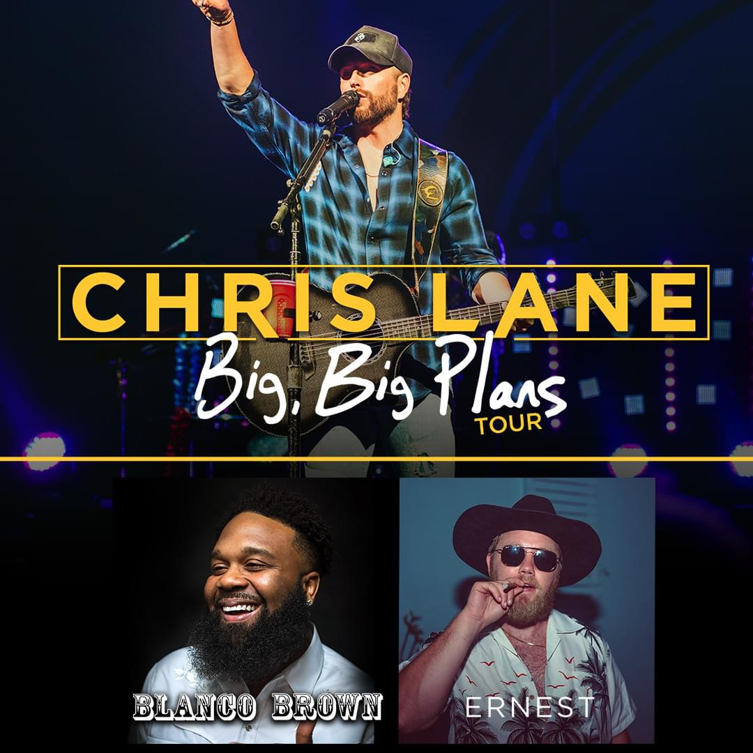 Chris Lane | House of Blues Dallas | 2.14.20