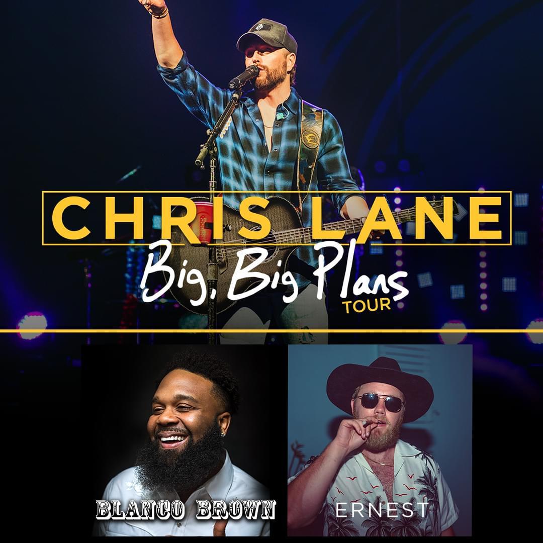 Chris Lane | House of Blues Dallas | 2.14.20