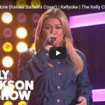 "Kelly Clarkson Covers Kelsea Ballerini's, ""Miss Me More"""