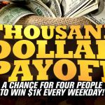 4k Fall – Thousand Dollar Payoff