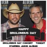 Happy BroLumbus Day!