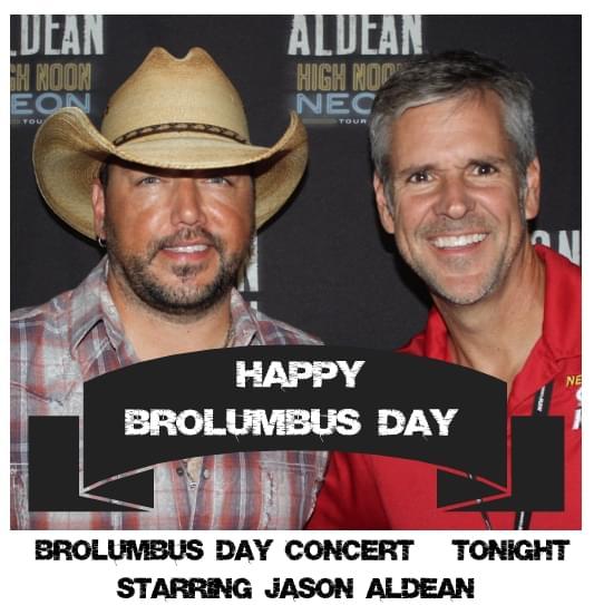 BroLumbus Day