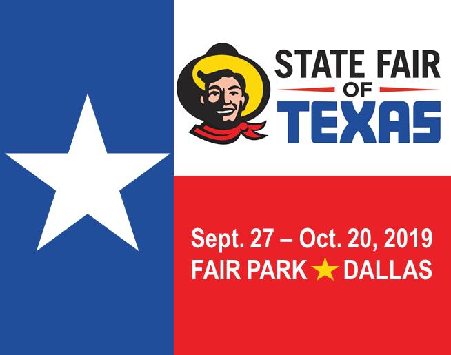 State Fair of Texas | 9.27.19 – 10.20.19