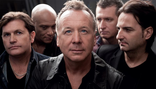 Simple Minds: the Best of 40 Years
