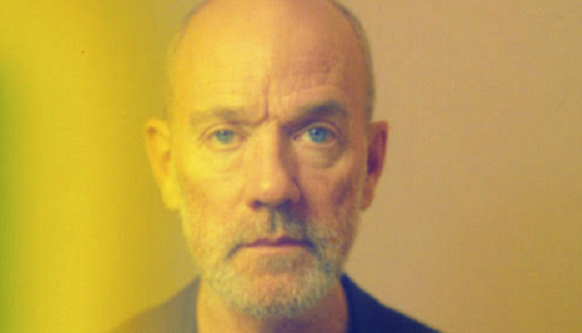 Michael Stipe: First Solo Single Out