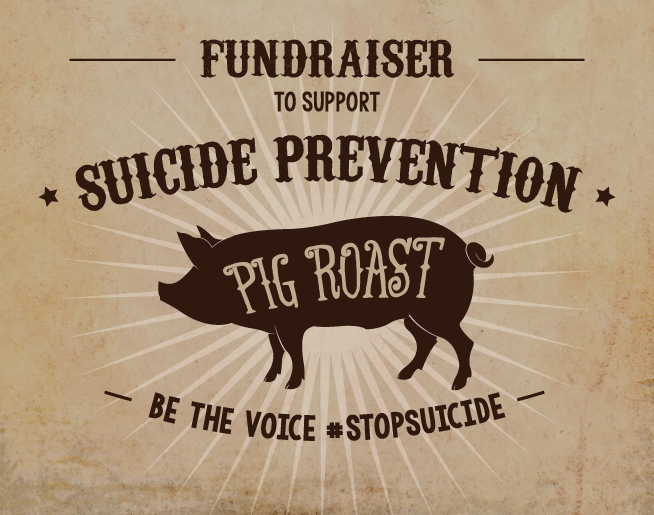 Team Jason's Pig Roast BBQ For Suicide Prevention (A.F.S.P)