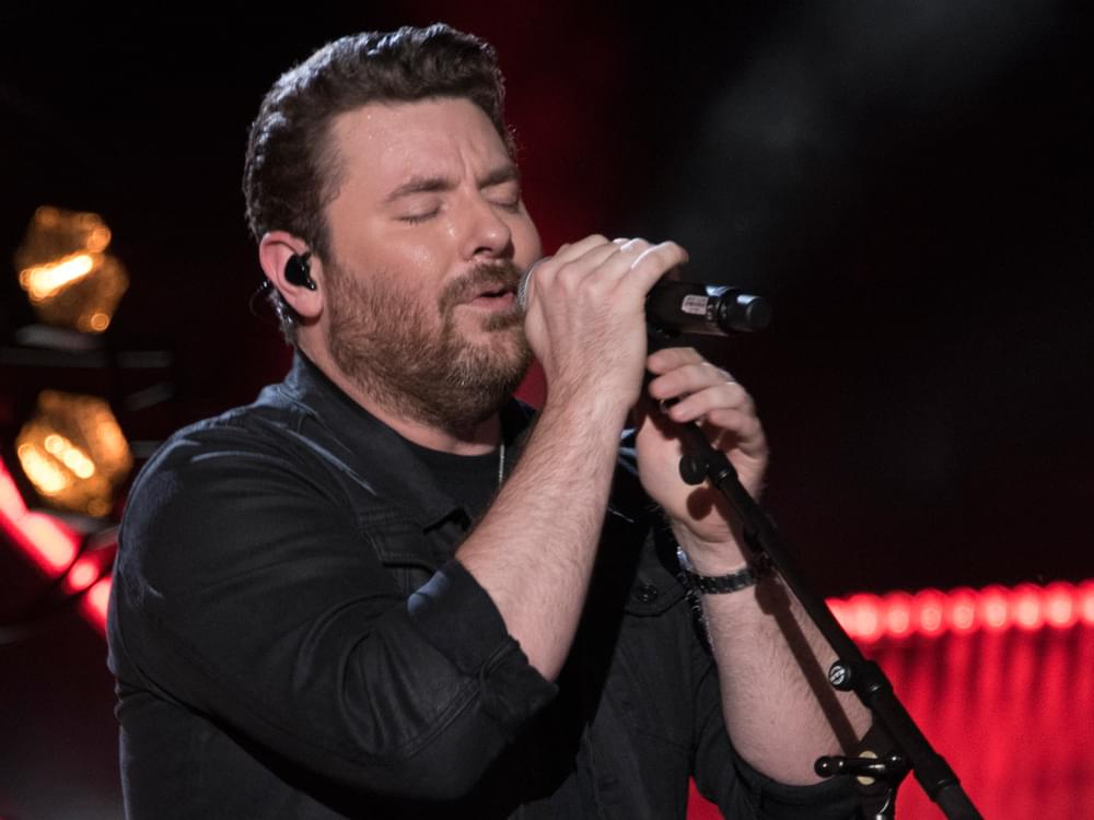"Listen to Chris Young's Touching New Single, ""Drowning,"" Which Was Inspired by Friend's Death"