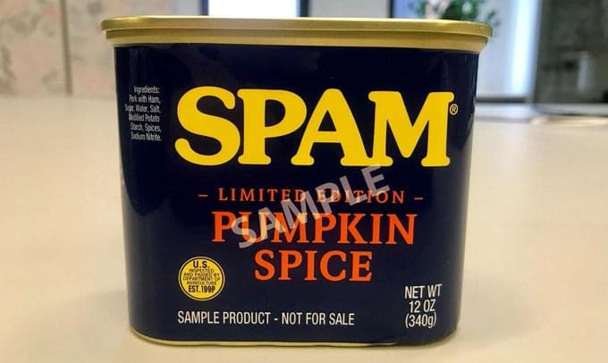 Pumpkin Spice Mania Is Coming!