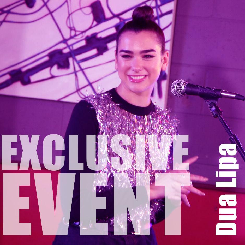 VIDEO: Dua Lipa Interview and Performances