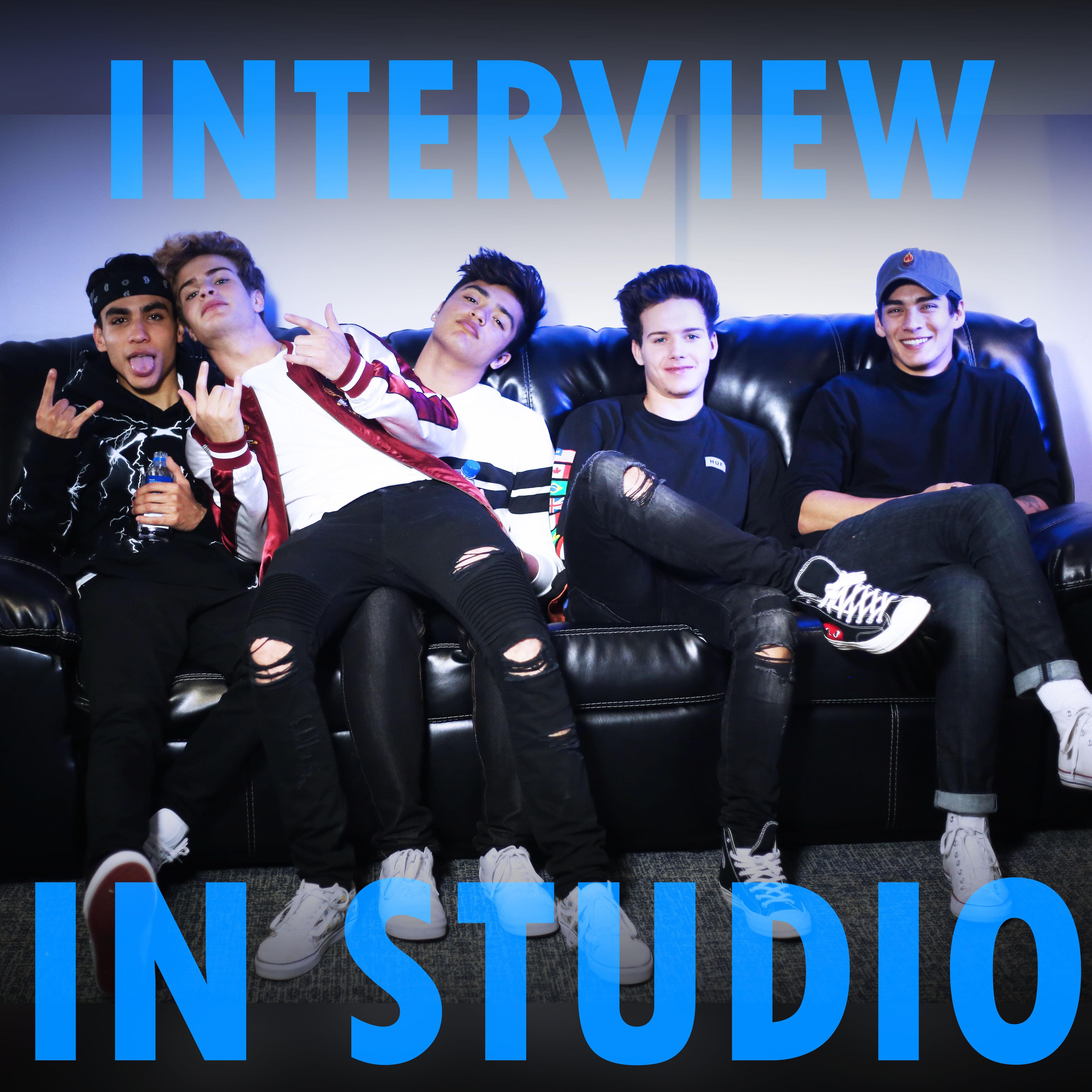 In Real Life – LIVE in studio!