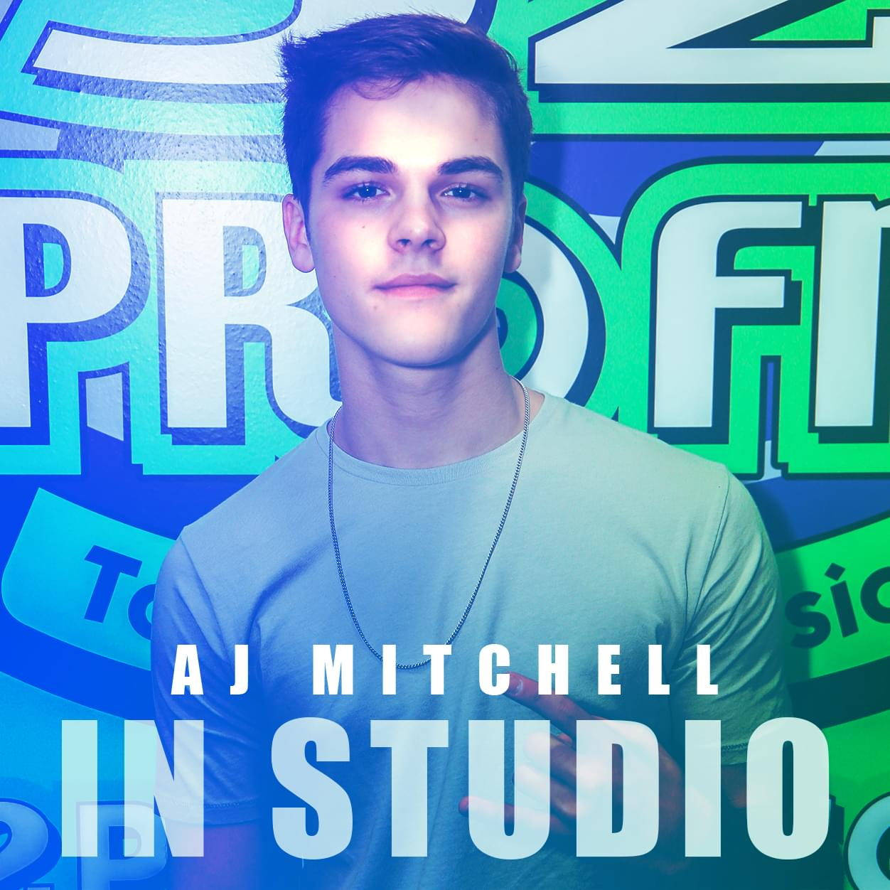 VIDEO – AJ Mitchell – LIVE in studio