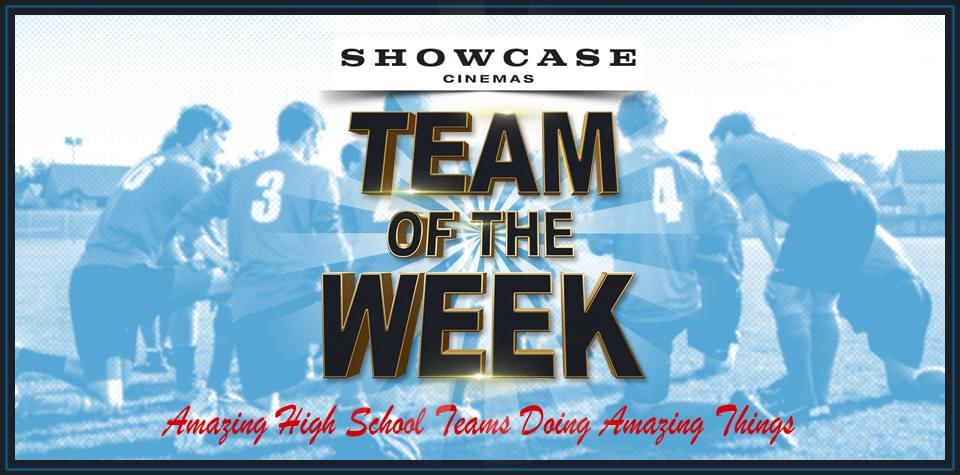 Showcase Cinemas High School Team of the Week