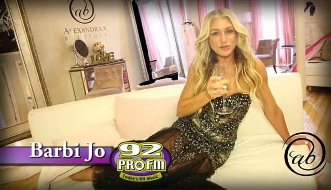 Virtual Tour: Barbi Jo Shows Love for Alexandra's Boutique in Fall River