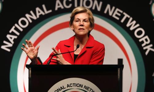 Elizabeth Warren: If The Votes Are Counted Fairly, We'll Win Every Time