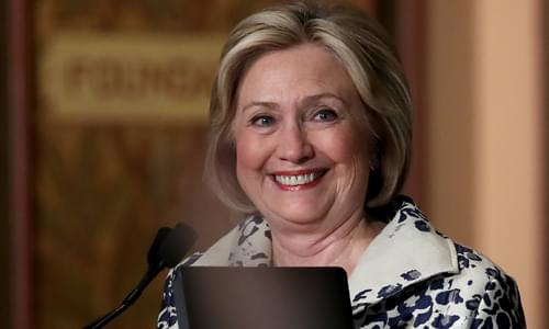 Hillary Clinton Needs To Get Over The 2016 Election