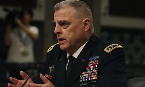 Top U.S. General Warns Turkey: 'We Retain The Right Of Self-Defense'