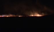 Grass Fire in Kuna is now out