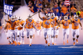 Boise State still No. 14 in the AP Poll and 13th in Coaches Poll