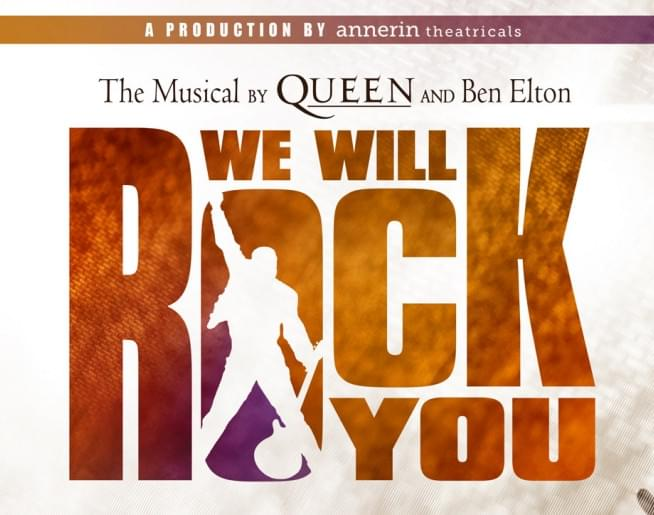 Queen – We Will Rock You