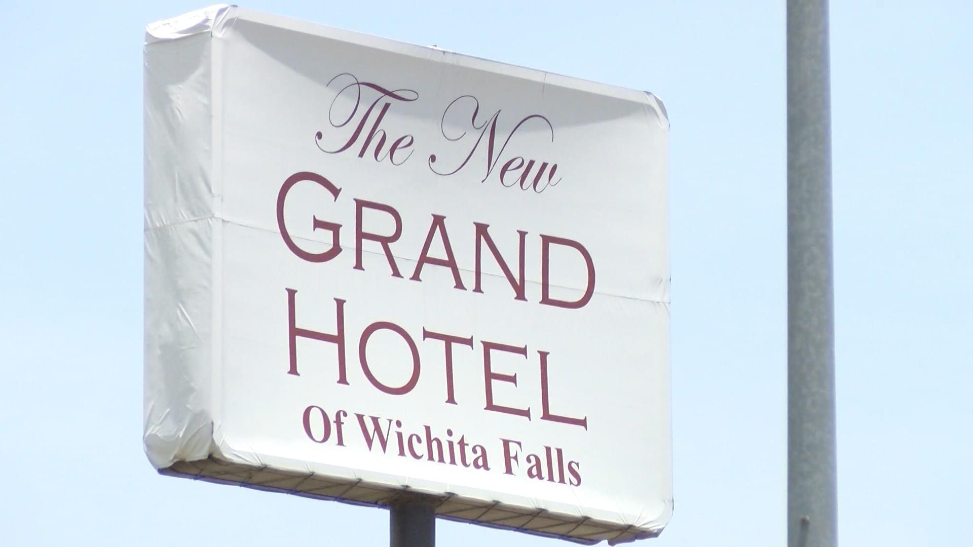 The New Grand Hotel Working To Reopen