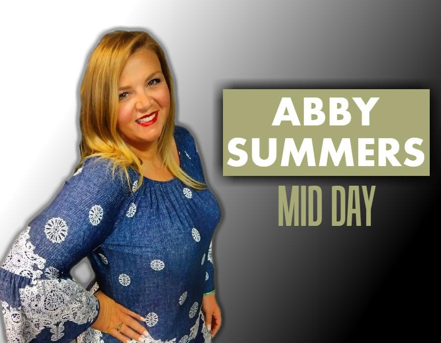 Abby Summers, 10am-2pm