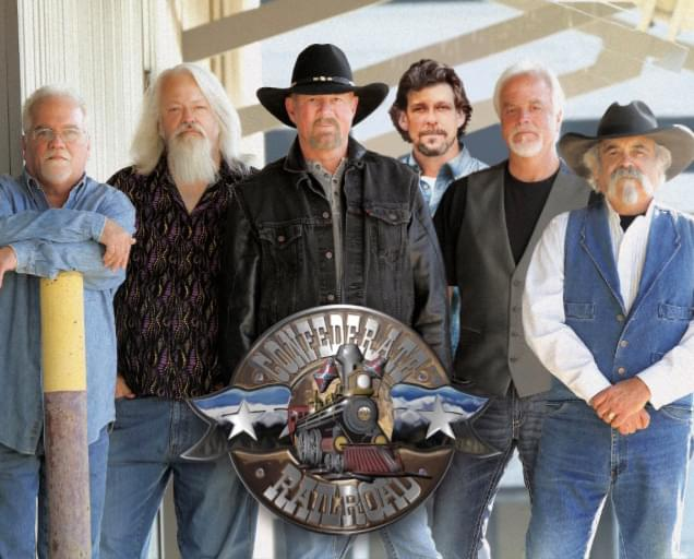 November 22, Confederate Railroad @ Songbirds South