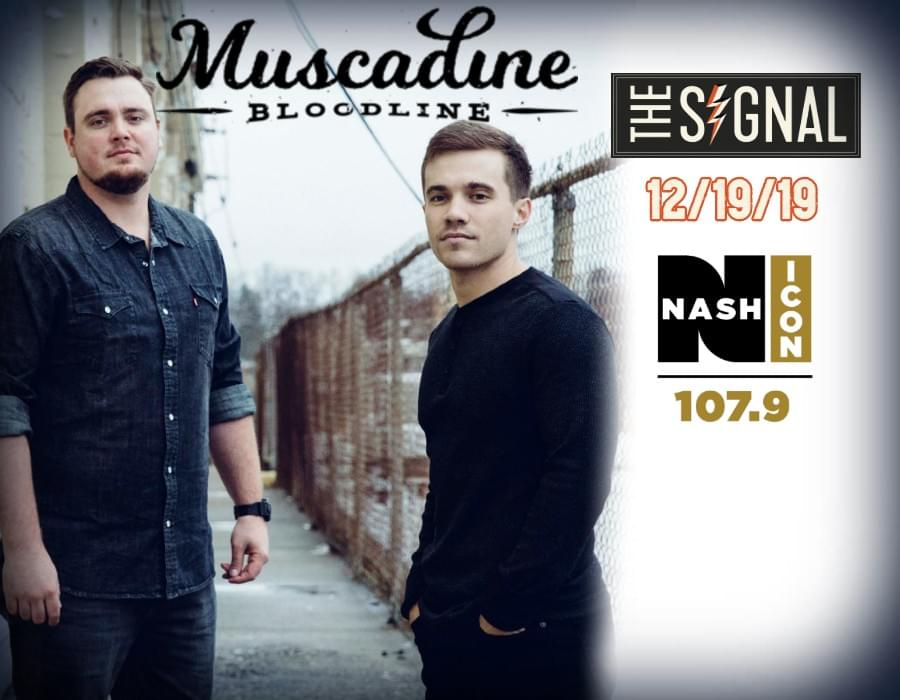 December 12th, Muscadine Bloodline @ The Signal