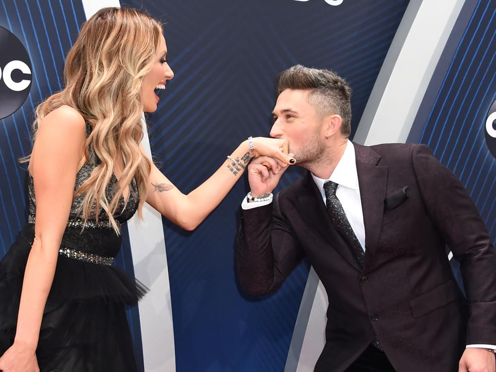 Michael Ray & Carly Pearce Tie the Knot