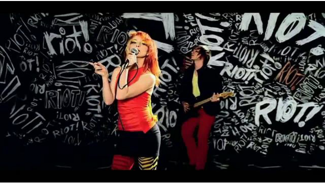 "LISTEN: Hayley Williams' Isolated Vocals From ""Misery Business"""