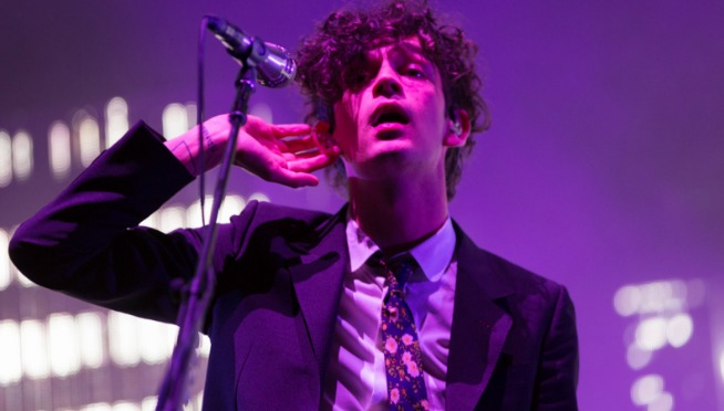 Matty Healy confirms debut album from The 1975 side-project Drive Like I Do