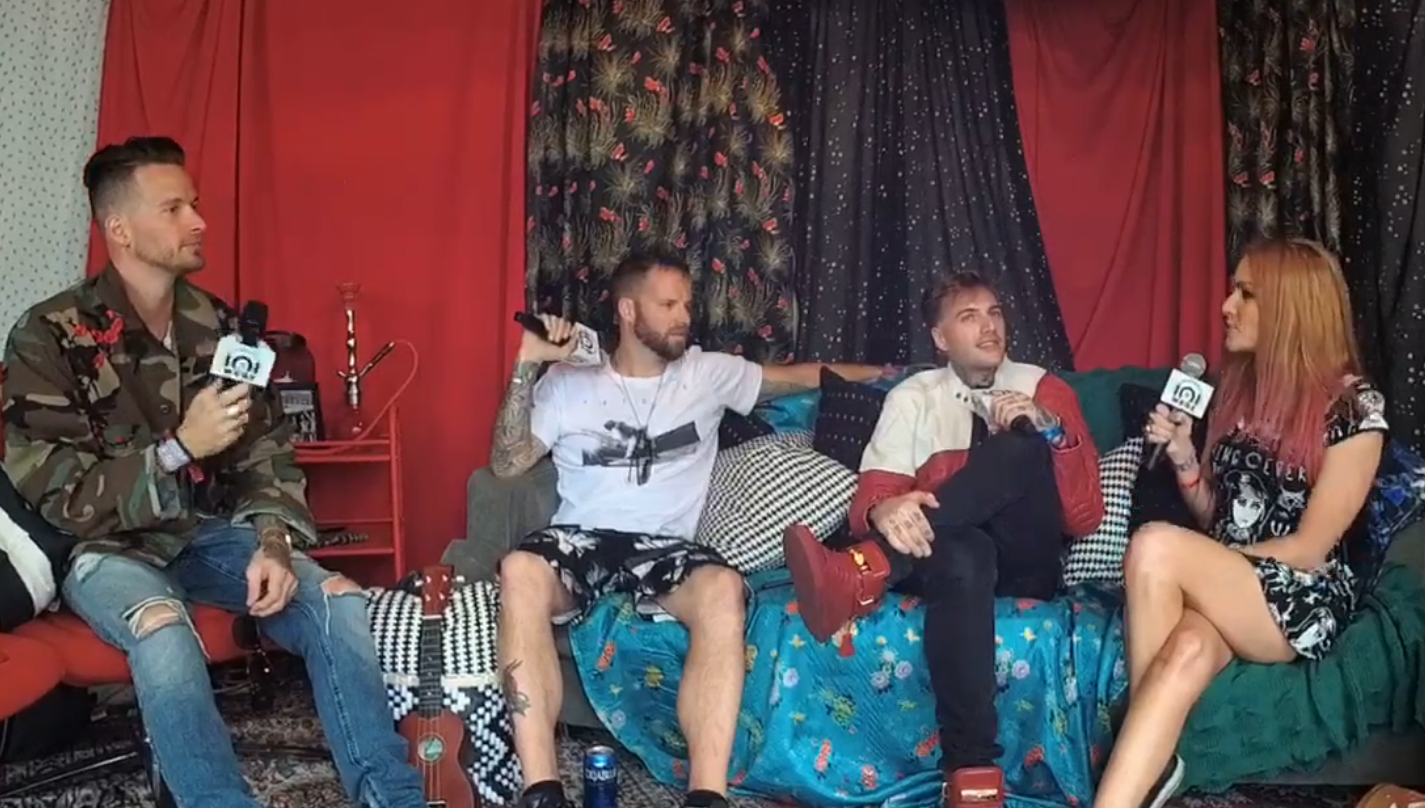 Lolla 2017 – Backstage with Highly Suspect