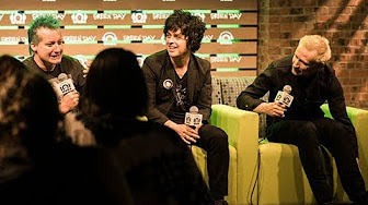 Green Day Wrigley Field Press Conference