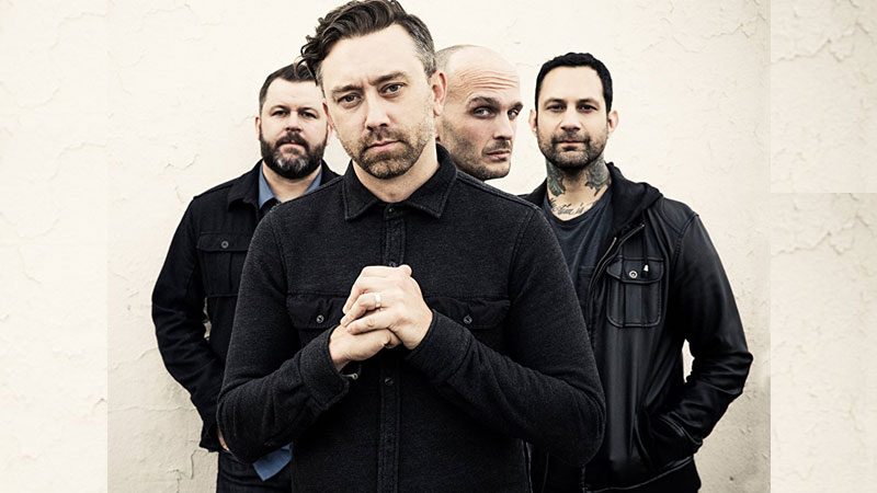 Rise Against & Bush are playing a fest in a HAUNTED PRISON
