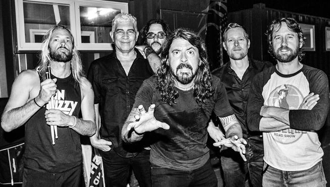 Stream Foo Fighter's latest EP with unique cover songs